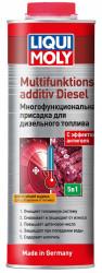 Liqui Moly Multifunktionsadditiv Diesel Многофункциональная присадка для дизельного топлива (1 л.) 39025