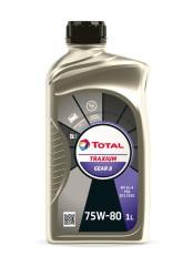 Трансмиссионное масло Total Traxium Gear 8 75W-80 (1 л.) 214082