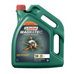 Моторное масло Castrol Magnatec Stop-Start 5W-20 E (5 л.) 156CAF
