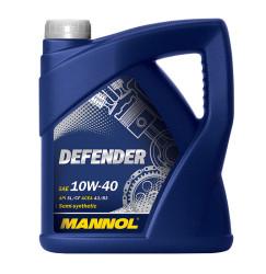 Моторное масло Mannol Defender 10W-40 (4 л.) 1148