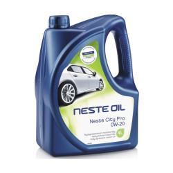 Моторное масло Neste City Pro 0W-20 (4 л.) 013045