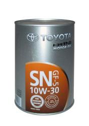 Моторное масло Toyota SN 10W-30 (1 л.) 08880-10806