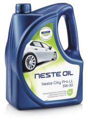 Моторное масло Neste City Pro LL 5W-30 (4 л.) 013345