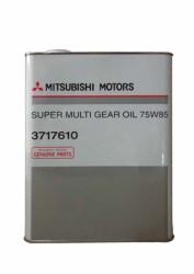Трансмиссионное масло Mitsubishi Super Multi Gear 75W-85 (4 л.) 3717610