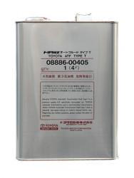 Трансмиссионное масло Toyota ATF Type T (4 л.) 08886-00405