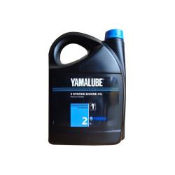 Масло двухтактное Yamaha Yamalube 2 2-Stroke Engine Oil (5 л.) 90790-BG202-00