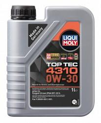 Моторное масло Liqui Moly Top Tec 4310 0W-30 (1 л.) 2361