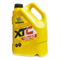 Моторное масло Bardahl XTC 10W-40 (4 л.) 36242