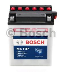 Аккумулятор Bosch M4 12V 14Ah 140A 0092M4F370