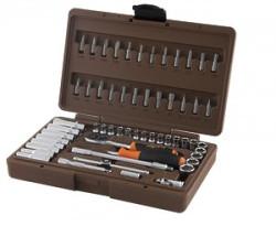 Набор инструмента Ombra 1/4DR, 57 предметов OMT57S
