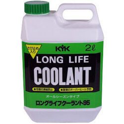 Охлаждающая жидкость KYK Antifreeze LLC (4 л.) 54-004