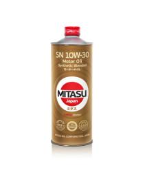 Моторное масло Mitasu MJ-121 Motor Oil SN 10W-30 (1 л.) MJ1211