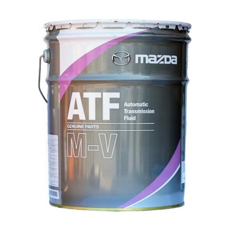 Трансмиссионное масло Mazda ATF M-V (20 л.) K020-W0-047E