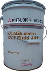 Трансмиссионное масло Mitsubishi CVT Fluid J4+ (20 л.) MZ102658