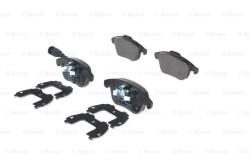 Тормозные колодки Bosch 0986494372