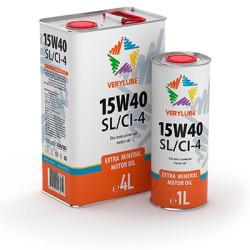 Моторное масло XADO Verylube 15W-40 SL/CI-4 (4 л.) XB 20255_1