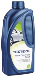 Моторное масло Neste City Pro LL 5W-30 (1 л.) 013352