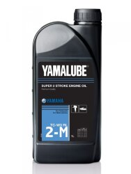 Масло двухтактное Yamaha Yamalube Super 2 Stroke Engine Oil 2-M (1 л.) 90790-BG205-00