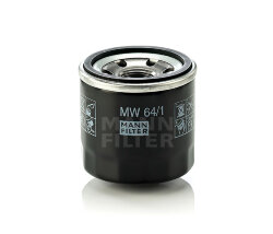 Фильтр масляный Mann-Filter MW641