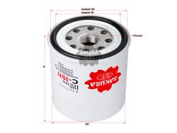 Фильтр масляный Sakura C1511