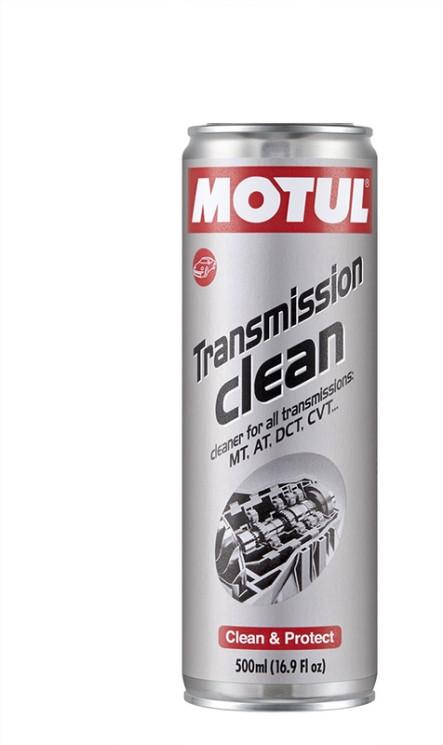Motul Transmission Clean Очиститель трансмиссии (0,5 л.) 107057