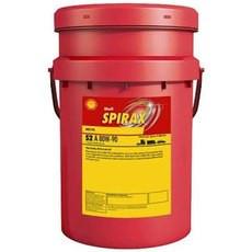 Трансмиссионное масло Shell Spirax S2 A 80W-90 (20 л.) 550027904
