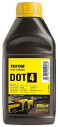 Тормозная жидкость Textar DOT 4 (0,5 л.) 95002400