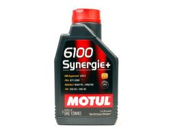 Моторное масло Motul 6100 Synergie + 10W-40 (1 л.) 108646