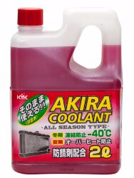 Охлаждающая жидкость Akira Coolant All Season (2 л.) 52-035