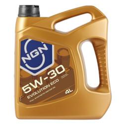 Моторное масло NGN Evolution Eco 5W-30 (4 л.) V172085349