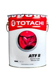 Трансмиссионное масло Totachi ATF Dexron II (20 л.) 4562374691155