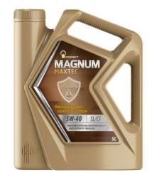 Моторное масло Rosneft Magnum Maxtec 5W-40 (5 л.) 40814650