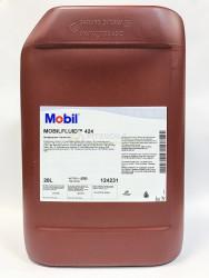 Трансмиссионное масло Mobil Mobilfluid 424 (20 л.) 124231