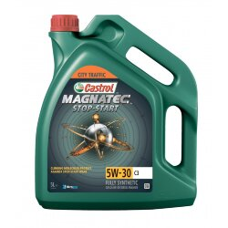Моторное масло Castrol Magnatec Stop-Start 5W-30 C3 (5 л.) 15729A