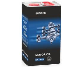 Моторное масло Subaru 5W-30 (4 л.) FIG62166T4L