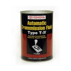 Трансмиссионное масло Toyota ATF Type T-IV (1 л.) 08886-81016