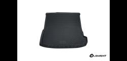 Коврик багажника Novline AUDI Q7, 2015-, SUV, 1 шт. (полиуретан) ELEMENT0426B13