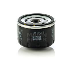 Фильтр масляный Mann-Filter W753