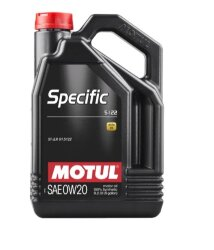 Моторное масло Motul Specific 5122 0W-20 (5 л.) 107339
