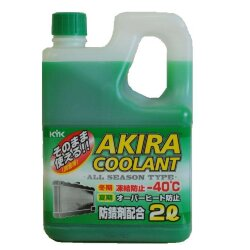 Охлаждающая жидкость Akira Coolant All Season (2 л.) 52-036