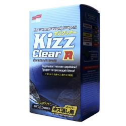 Soft99 Kizz Clear Полироль кузова устранение царапин универсальный (0,27 л.) 10397