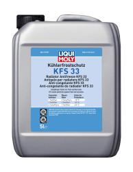 Охлаждающая жидкость Liqui Moly Kuhlerfrostschutz KFS 33 (5 л.) 21131