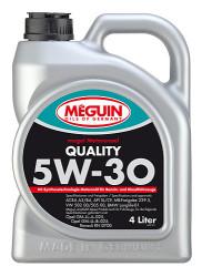 Моторное масло Meguin Megol Motorenoel Quality 5W-30 (4 л.) 9027