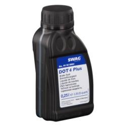 Тормозная жидкость SWAG DOT 4 Plus (0,25 л.) 99900004
