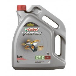 Моторное масло Castrol Vecton 10W-40 CI-4/SL (5 л.) 15724A