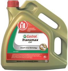 Трансмиссионное масло Castrol Transmax CVT (4 л.) 156CA6