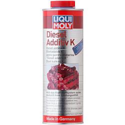 Liqui Moly Diesel Additiv K Присадка-концентрат в дизтопливо (1 л.) 2616