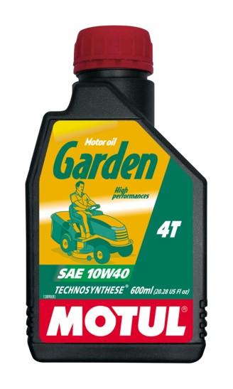 Масло четырехтактное Motul Garden 4T 10W-40 (0,6 л.) 106991