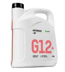 Охлаждающая жидкость Grass G12+ (5 л.) 110332