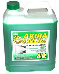 Охлаждающая жидкость Akira Coolant All Season (4 л.) 54-028
